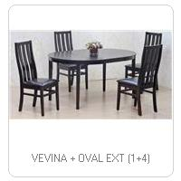VEVINA + OVAL EXT (1+4)